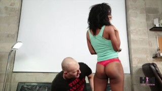 Scene auditions ivory first in her hussie ebony teen sex logan very hot young view
