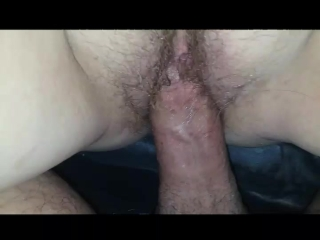 Milf moaning while getting fucked by shaved cock