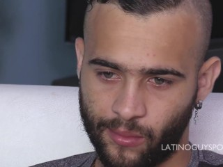 LATINO GUY AK DICK