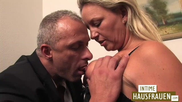 Mature threesomes pictures Threesome with my wife