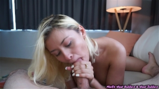 Brothers stepsister drains cock twice rockwell blonde