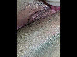 Daddy's princess sucking and fucking her daddy