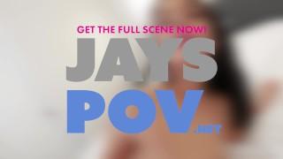 JAY'S POV - Gina Valentina Perfect Brazilian Teen POV