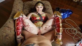 VRCosplayX.com Fucking Lusty Chanel Preston As Wonder Woman