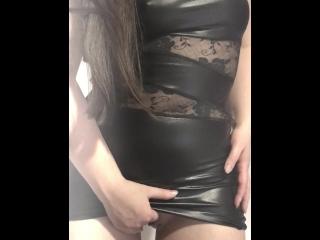 Teasing Slut in Collar