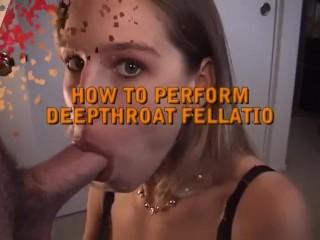 Comment faire la gorge profonde - Heather Brooke VOSTFR
