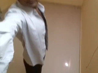 mayanmandev - desi indian male selfie video 101
