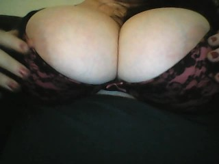 BIgTits4BigCock Plays with Big Huge Tits on Webcam