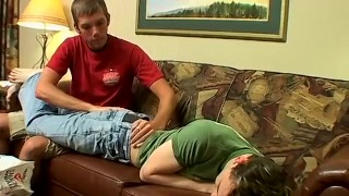Taylor kenny crusoe a raw teaching spanking christian lesson ass skaterspank