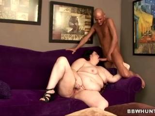 Cock Sucking BBW Matalla Doggystyle Fucked