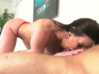 Supreme MILF Kendra Lust slammed hard