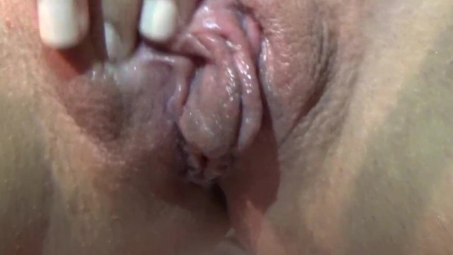Amateur xxx hd Playing with my pussy and tasting my cum