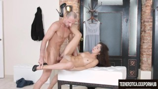 young hardcore anal