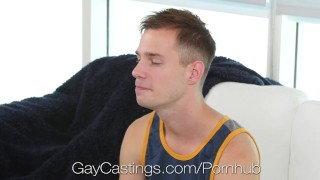 Fucked cameron by amateur gaycastings agent casting jakob sucking hd