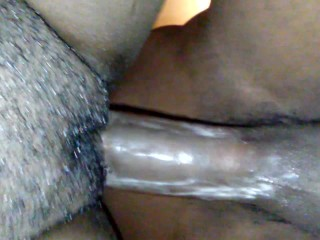 Gettin that pussy wet!