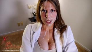 Severe Semen Backup porno