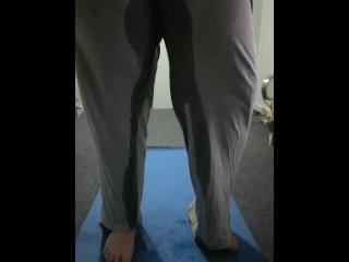 Piss my pants part 2