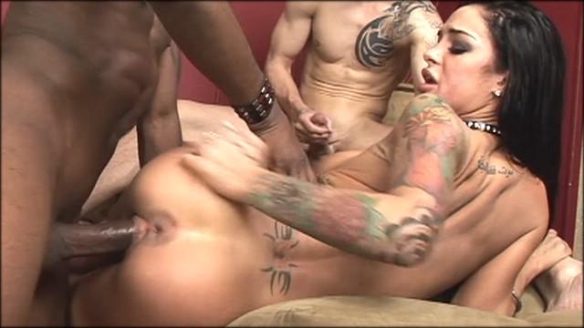 Big Dick;Big Tits;Interracial;Pornstar;Threesome bestgonzo, big-boobs, big-cock, 3some, rough, big-dick, tattooed, big-tits, threesome, fake-tits, leather, pierced-clit, fingering, blowjob, interracial, cum-in-mouth, tattoo, piercing