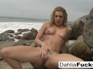 Solo toy playtime With Dahlia Sky