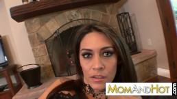 MILF MOM sex addict