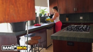 BANGBROS - Hot Latina MILF Maid Marta La Croft Gargles On Big Cock  my dirty maid big tits big cock bangbros maid booty thick mydirtymaid spanish drilled latin big boobs curves mda15595 big butt fake tits house keeper
