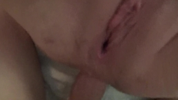2015-08-05 - Two Gaping Holes - fuckmeat used for an ass to cunt breeding