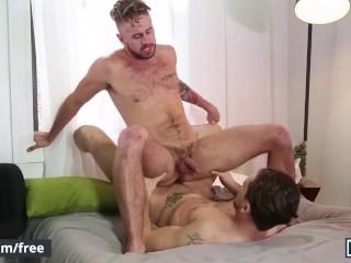 Men.com - Roman Todd and Wesley Woods - Doorman Dick