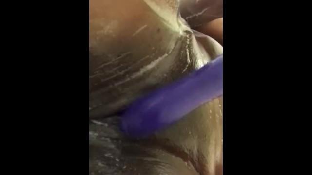 Babe nerdy black girl SEX TAPE 7