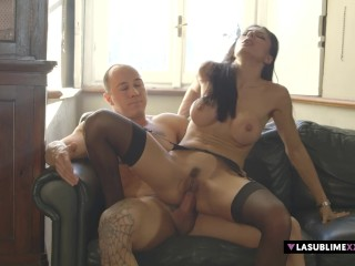 Sofia Gucci gets her pussy and ass filled up