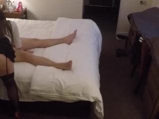 Horny Secretary Fucked in Hotel - CC