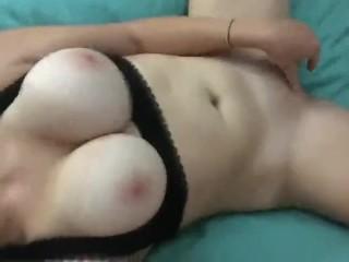 orgasm before sleep