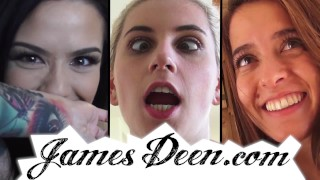 YOUNG PORN GIRLS TURNED INTO OBEDIENT CUM DUMPSTERS R&R03