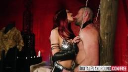 DigitalPlayground Red Maiden a DP Parody with Jessa Rhodes Max Deeds