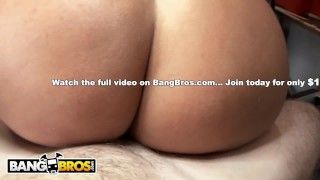 Gets bangbros pornstar big ass latin fucked milf her cielo colombian bang of