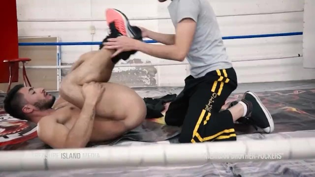 Gay guy have sex watch Mexican brother-fuckers boxed and bred