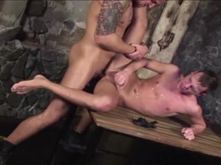 Use my Body Fetish Master and Slave bareback Action