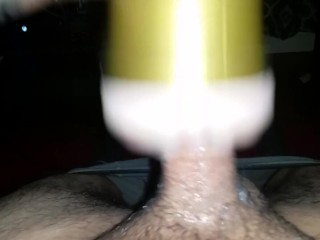 Cum before work