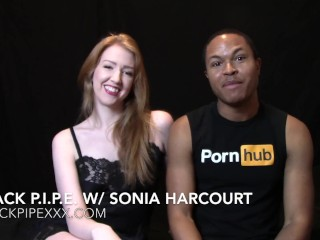 Interviews red headed sonia harcourt...
