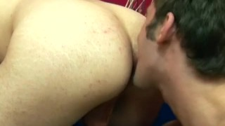 Rimming And Blowjobs Guy muscle