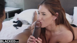 Preview 3 of BLACKED Nurse Can't Resist BBC On A House Call