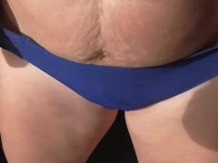 Public cumfield panties