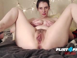 Barbie Wolf on Flirt4Free Fetish - Dirty Talking Babe Punishes Her Slave
