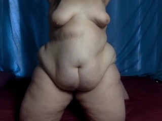 SSBBW With Perfect Proportions Gets Fondled and Fucked