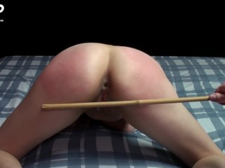 Miss Perversion Getting Her Ass Beat With Numerous Toys