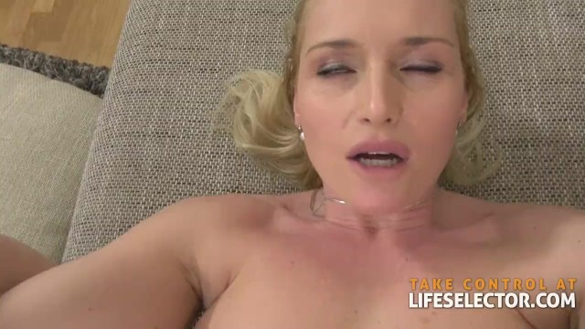 Kathia Nobili - Busty Blonde Pleased With Dick 15