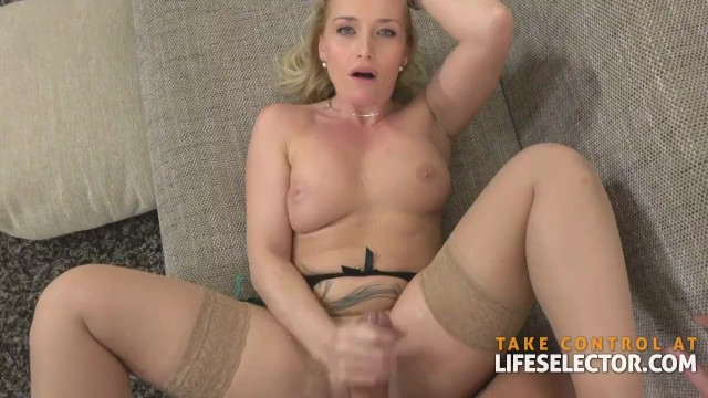 Kathia Nobili - Busty Blonde Pleased With Dick 42