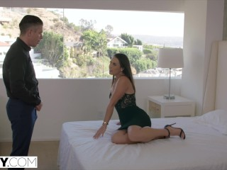 Preview 3 of TUSHY Kelsi Monroe Has Intense Anal Sex