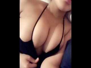 Soft natural Tits