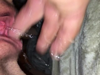 Squirting and Queefing Orgasm