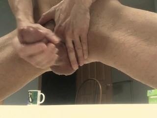 Bathmate X40 Cock Ring Masturbation